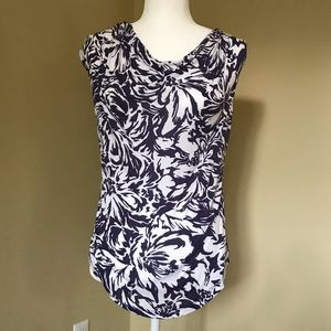 Banana Republic Sleeveless Shirt Size Small